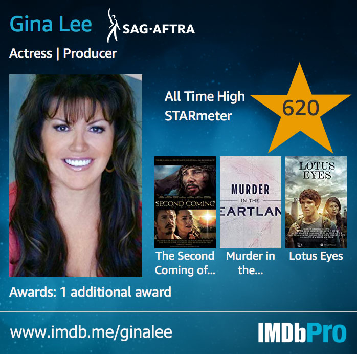 Gina Lee on IMDb